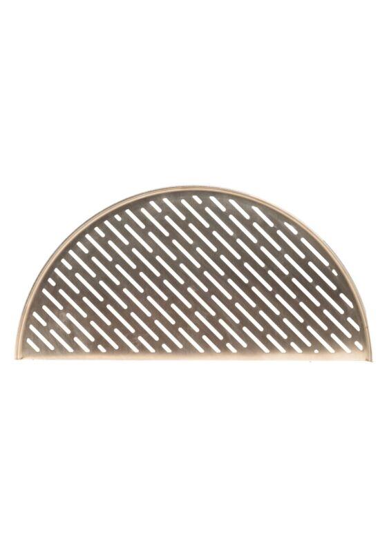 Lézervágott rozsdamentes acél felület classic joe modellekhez