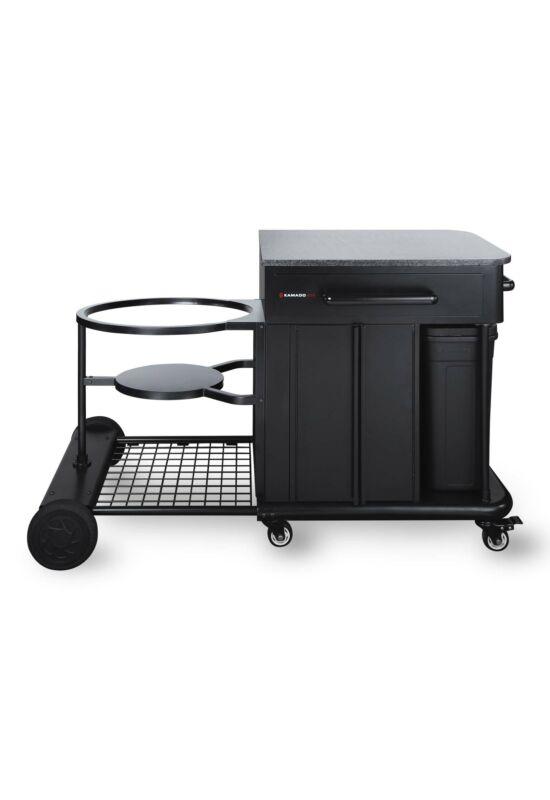 Rozsdamentes acél grill asztal - Big Joe